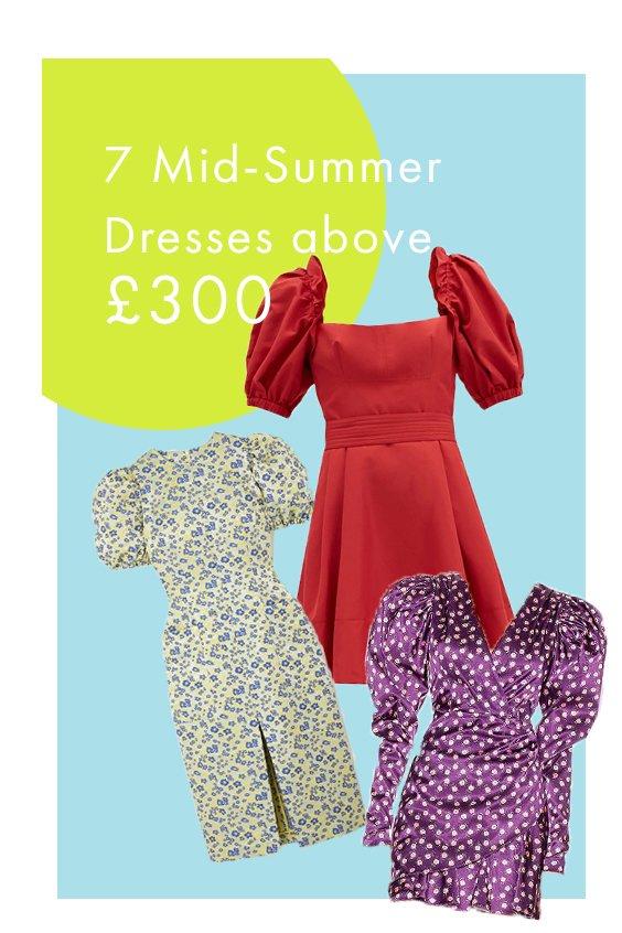 Ally Kraw Midsummer Dresses above £300