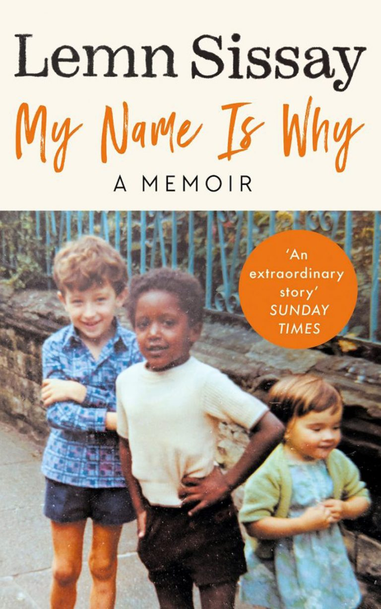 books to read this August My Name Is Why by Lemn Sissay
