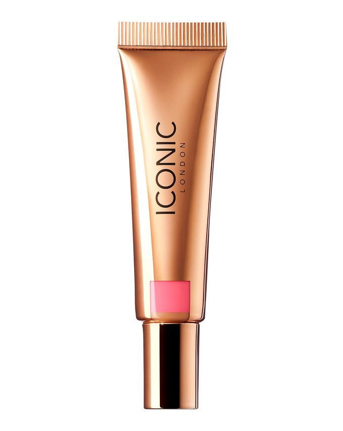 best blushes iconic london liquid blush in golden tube
