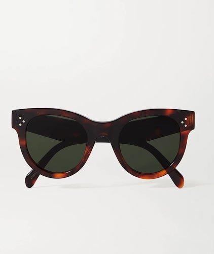 celine classic cat-eye sunglasses spring summer 2021