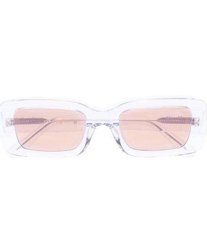 Karen Wazen Kenny Square Sunglasses