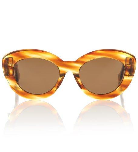 Loewe cat eye sunglasses
