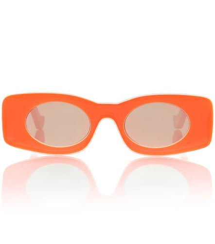 Loewe paula's ibiza funky sunglasses in orange Sunglasses Spring Summer 2021