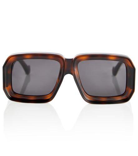 Loewe Paula's Ibiza Square Sunglasses