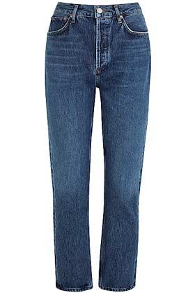Ultimate Summer wardrobe staples agolde straight leg jeans