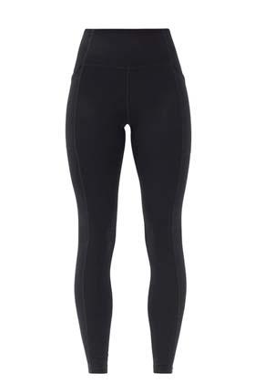 Ultimate Summer wardrobe staples girlfriend collective black leggings