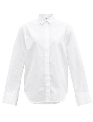 Ultimate Summer Wardrobe Essentials white poplin shirt